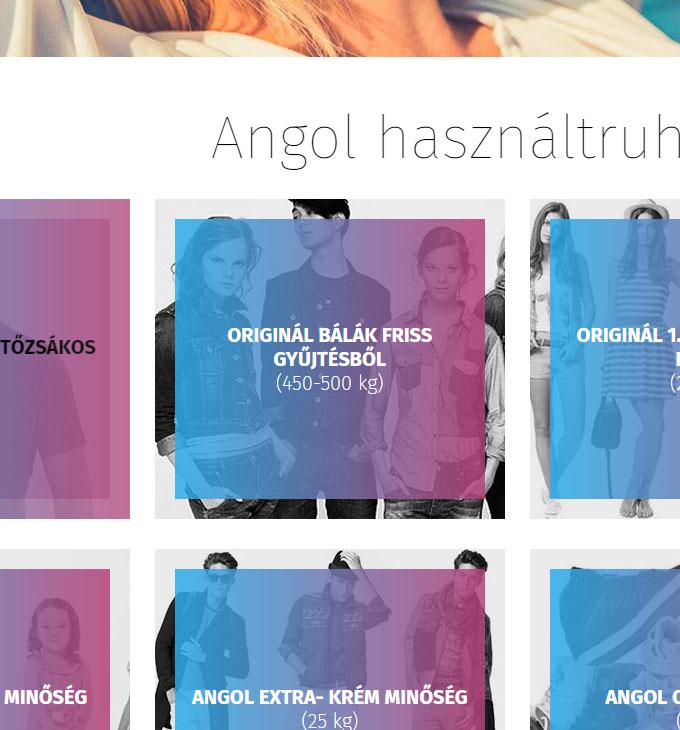 Angolhasznaltruhanagyker.hu - angol bálás használt ruha nagykereskedés  reszponzív honlapjának elkészítése 360eff4ac4