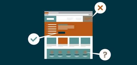 Gyakori hibák honlap működtetése, üzemeltetése során