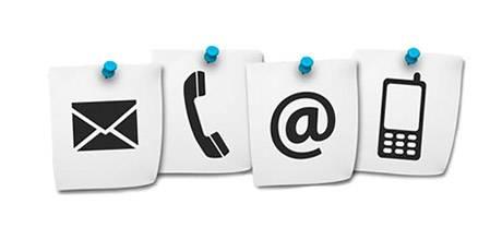 Honlapkészítés: a kapcsolat oldal kialakítása