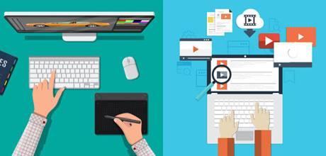 Honlapkészítés: a külön designer és fejlesztő cég hátrányai