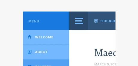 Milyen menüpontok legyenek egy céges weboldalon?