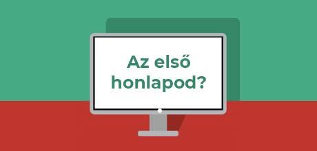 Mire figyelj az első honlapod elkészítésénél?