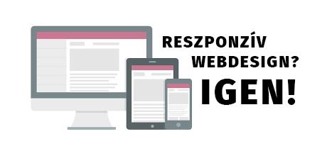 Reszponzív weboldalak előnyei