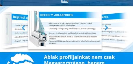 Ablaknagykanizsa.hu mobil barát honlap készítés