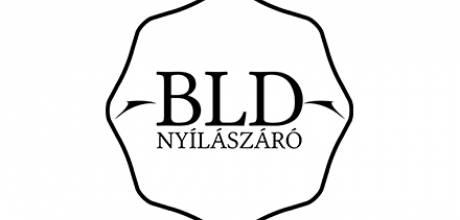 BLD Nyílászáró logó készítés