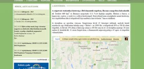 delzselic.hu weboldal megújítása