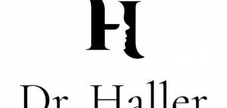 Dr Haller - logó tervezés
