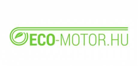 Eco-motor.hu logó tervezése
