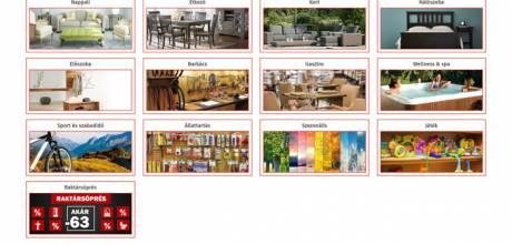 Homelux.hu - Fürdőszobabútor, mosdószekrény, zuhanykabin - reszponzív webáruház készítés