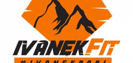 IvanekFit logó készítés