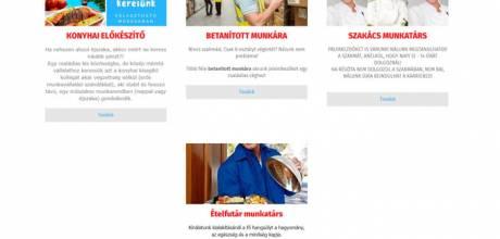 Karrier.teletal.hu - Állásajánlatok a Teletálnál - reszponzív weboldal készítés