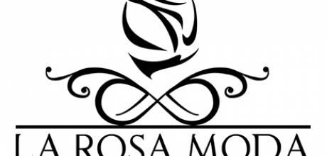 La Rosa Moda logó készítés