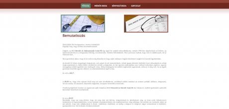 mpluszs.hu weboldal készítés