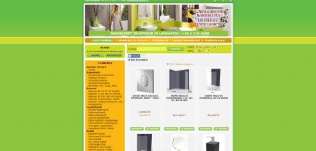 olcsoszaniter.hu webshop