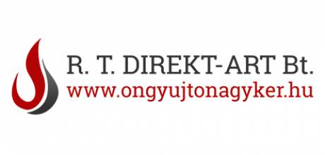 R.T.Direkt-Art Bt. - Ongyujtonagyker.hu logó készítés