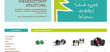 ovcsat.hu webáruház programozása