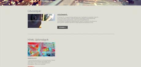 Partnerpaks.hu - reszponzív weboldal programozás