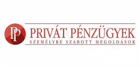 Privát Pénzügyek logó készítés