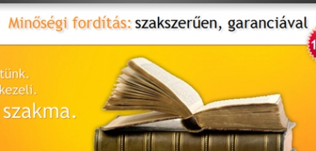 Fordítóirodapécs.hu weboldal elkészítése