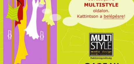 Multistyle.hu weboldal elkészítése