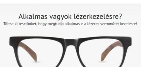 Sasszemklinika.hu prémium weboldalkészítés