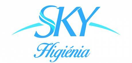 Sky Higiénia logókészítés