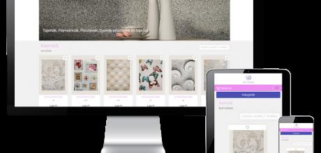 Stilusdekor.hu - tapéták, Falmatricák, Pószterek, Gyerek pószterek és tapéták - reszponzív webáruház készítés