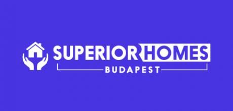Superiorhomes.hu - logó készítés