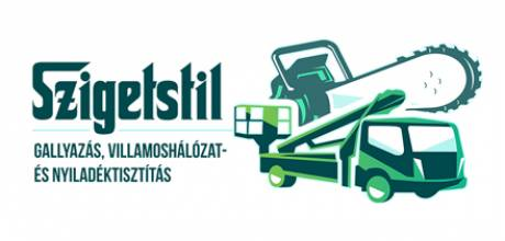 Szigetstil.hu logó készítés