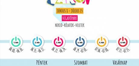 Szigetvaron.com - Szigetvári Nyári Esték Programsorozatának reszponzív honlapkészítése