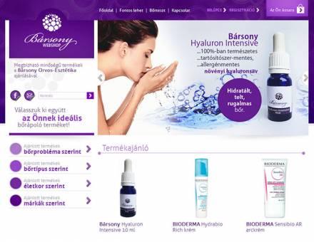barsonywebshop.hu webáruház