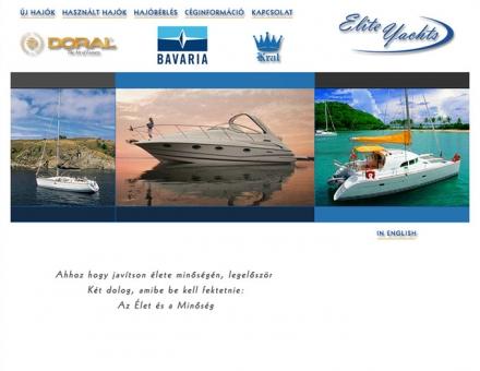 Elite Yachts Kft. - Budapest