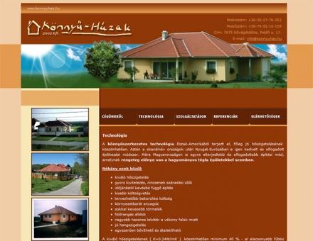Könnyű-Házak 2002. Kft.
