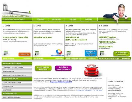 kötelezőbiztosítás2011.hu