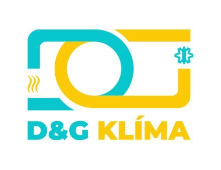 D & G Klíma - logó készítés