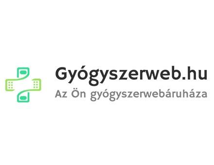 Gyogyszerweb.hu logó tervezése