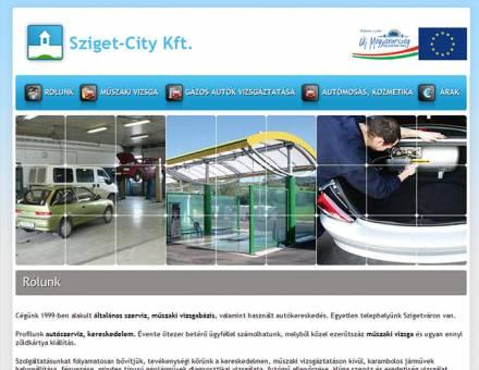 muszakivizsgabaranya.hu weblap fejlesztése