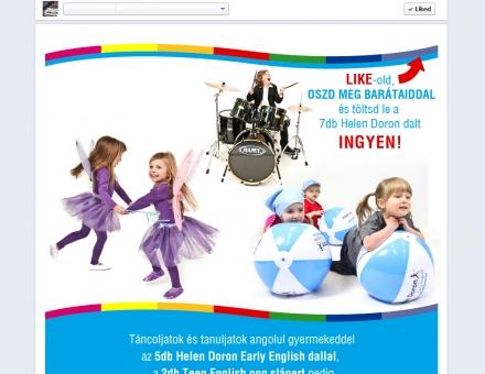 Facebook nyereményjáték alkalmazás programozása - helendoron.hu