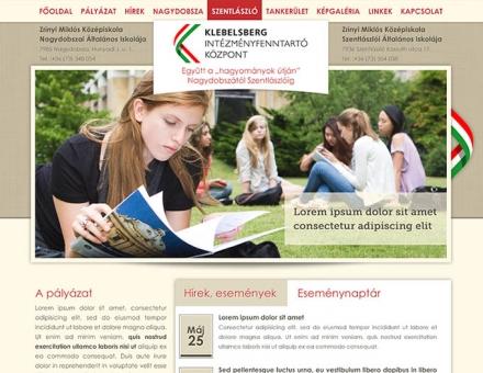 ndszl.hu weboldalak elkészítése