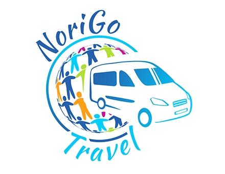 NoriGo Travel logó készítés