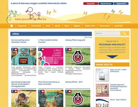 imami.hu honlapok elkészítése