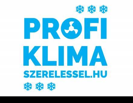 Profikklimaszerelessel.hu logó készítés