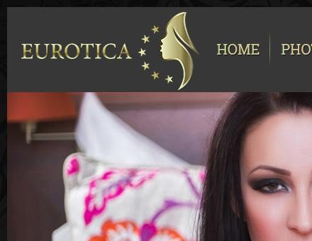 Eurotica.org reszponzív egyedi fejlesztésű weboldal készítés