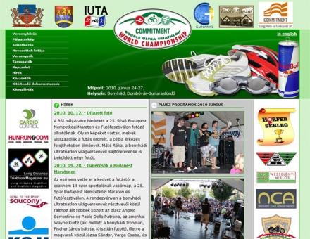 Double Ultra Triathlon Hungary világkupa futam honlap