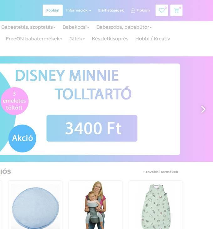 Atshop.hu - Lakástextil, kreatív hobbi, ruházat - reszponzív webáruház készítés