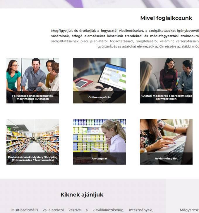 Bebrandresarch.hu - professzionális ügyfél orientált piackutatás - reszponzív honlapkészítés