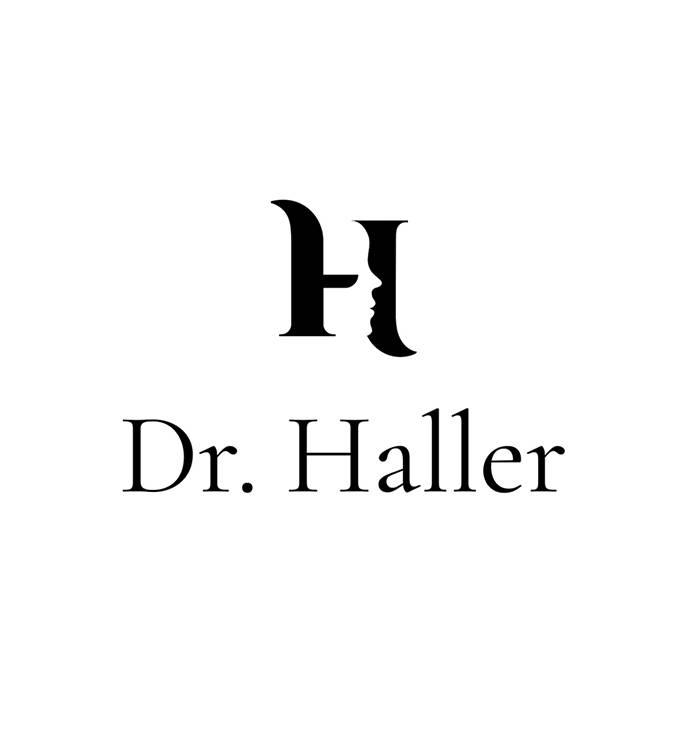 Drhaller.hu logó készítés