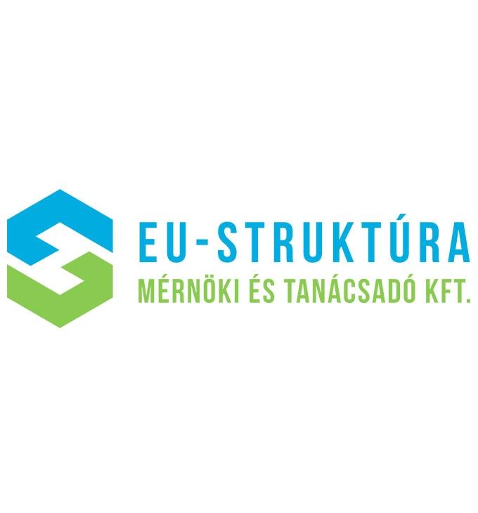 Eu-Struktúra Iroda Mérnöki Kft. logó készítés