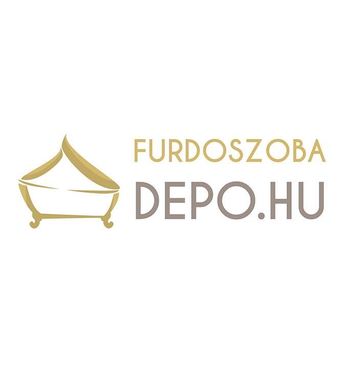 Furdoszobadepo.hu logó készítés