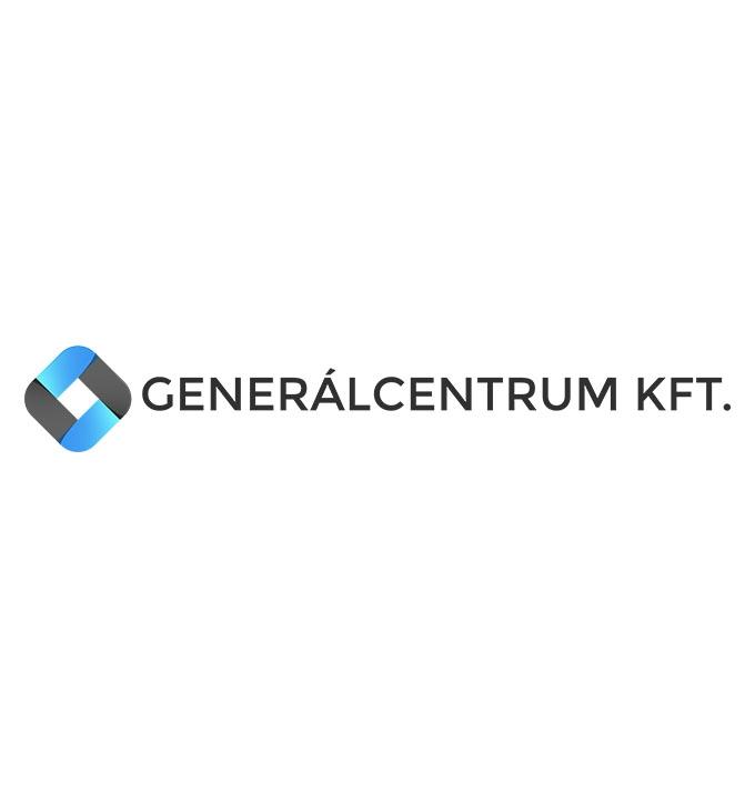 Generálcentrum.com logó készítés